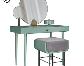 3D model Dressing table Maison Dada launches furniture