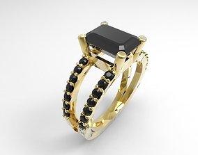 2 send ring 3D printable model
