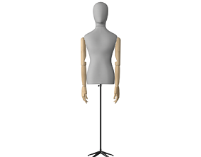 3D Mannequin unisex