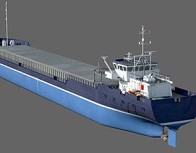3D model General Cargo COMBI COASTER 2750 Damen