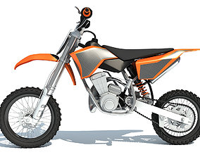 Off-road Motorcycle Motocross 3D