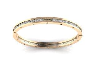 Bracelet 9 3D print model