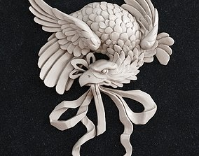 3D printable model Eagle Decor