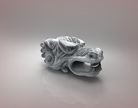 dragon 3D print model jeweller