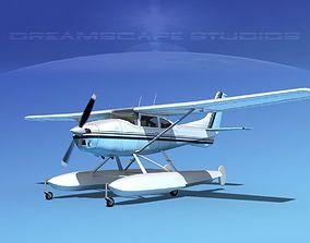 Cessna 182 Skylane Sea V15 3D