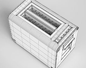 Toaster 08 3D model