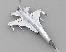 Chengdu JF-17 plane 3D model