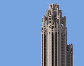 3D printable model Tribune Tower tribune