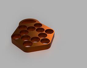 Lightweight Peg Carrier 3D printable model