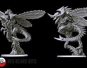 3D print model Xenoteras Swarm Despot