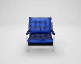 Furniture series - modern chair - 50 3D model