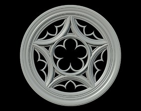 3D printable model Gothic ornament