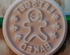 cookie stamp 1 3D printable model