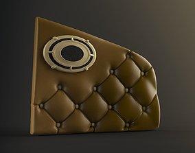 interior 3D model Truck Door Upholstery