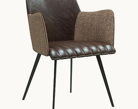Deephouse Turin chair 3D model