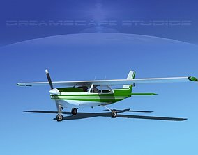 3D model Cessna C-177RG Cardinal V09