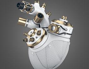 3D Cyber Heart