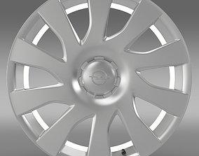 3D model Opel Vivaro Van rim 2015