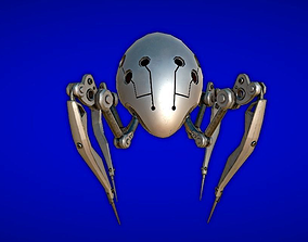 Recon Spider 3D model
