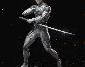 Gray Fox - Metal Gear 3D print model