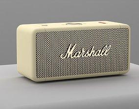 3D Marshal Emberton Portable Speaker