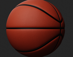 3D competition basketball
