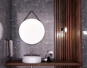 Bathroom Sink 14 3D