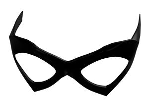 Phantom Eye Mask 3D printable model