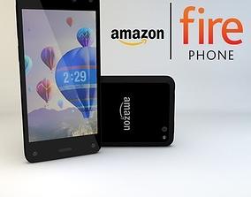 Amazon Fire Phone 3D model