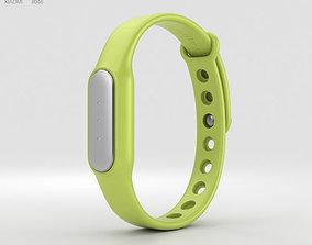3D Xiaomi Mi Band Green