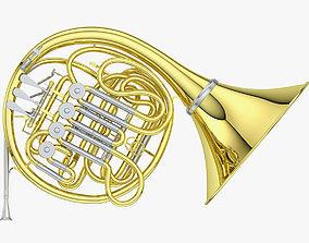 3D model French Horn