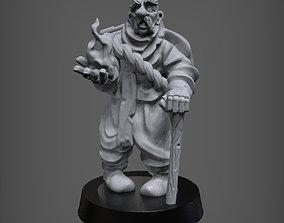 Teagan Elderscroll 3D printable model