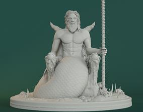 Oceanus - Poseidon 3D printable model