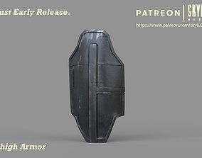 3D printable model The Mandalorian Season 2 Full Size 1