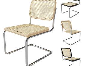 3D Knoll Cesca Chair Cane