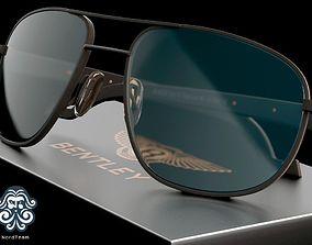 3D model Bentley b-9030 sunglasses