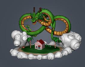 Shenlong - Shenron 3D print