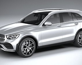 Mercedes-Benz GLC AMG 2020 3D