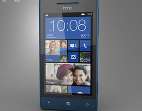 3D asset HTC Windows Phone 8S