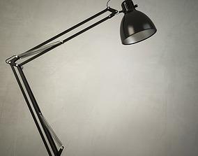 Luxo L-1 lamp 3D