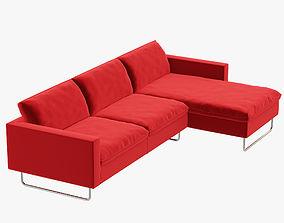 italsofa spades sofa 3D