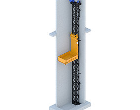 3D model Lift Basis