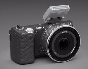 Sony NEX-5N 3D