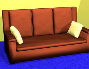 beautiful sofa 3D