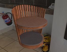 3D design interior Chair