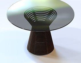 3D model Mcguire Minna Table