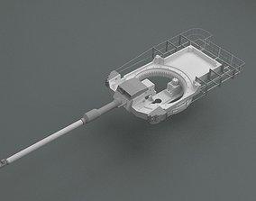 3D print model KOREA Main Battle tank K2