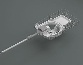 KOREA Main Battle tank K2 3D print model