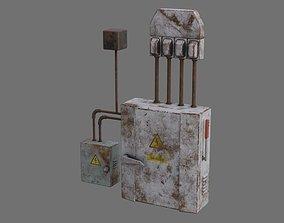 3D model Fuse Box 1B