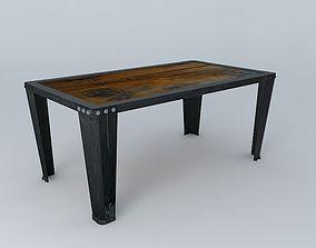 3D Manufacture low table Maisons du Monde